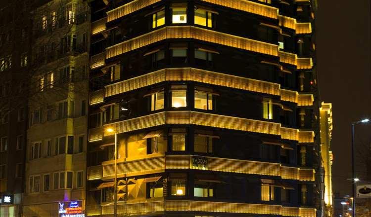 Exterior - Taxim Suites
