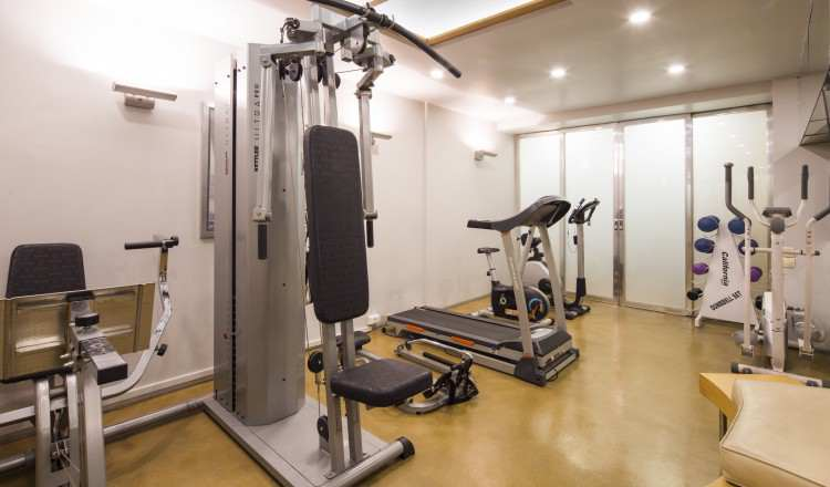 Gym - Taxim Suites