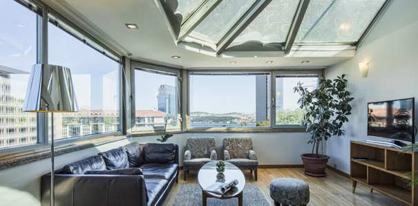 Bosphorus Penthouse - Taxim Suites Hotel